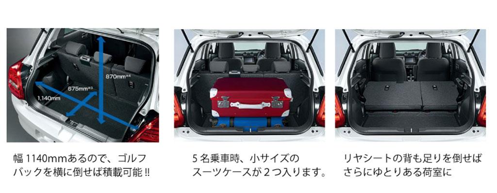 車の森<4月度>人気車種ベスト3!!スイフト詳細03