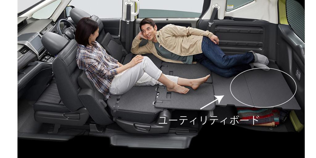第1位『フリード』(ホンダ)02